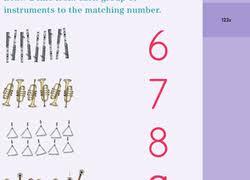 preschool counting u0026 numbers worksheets u0026 free printables