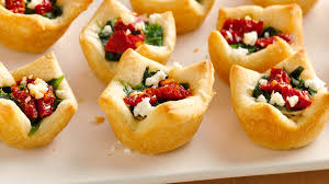 50 easy holiday appetizers pillsbury com