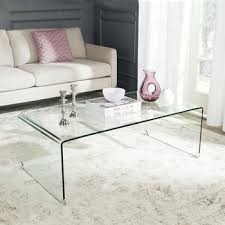 lucite waterfall coffee table clear acrylic waterfall console table coffee table lucite tv stand