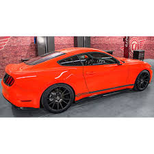 images for 2015 mustang 3dcarbon 692108 mustang ground effects carbon fiber 4 pc 15 17