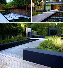 apartments splendid garden modern backyard design idea black