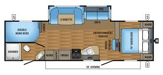 2017 jay flight 28bhbe floorplan camping pinterest jay camp