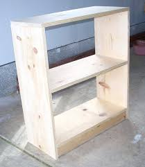Bookcase Plan Bookcase Arts And Crafts Bookcase Plan From Fine Woodworking