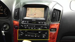 2000 lexus gs300 accessories 1999 2003 lexus rx 300 radio replacement solution beatsonic usa