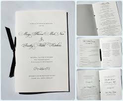Wedding Ceremony Program Ideas Wedding Mass Booklet Template Magnificent Wedding Ceremony Booklet