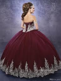 burgundy quince dresses best 25 burgundy quinceanera dresses ideas on