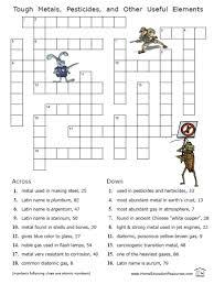 chemical elements puzzles u2013 fran u0027s freebies