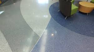 flooring wonderful terrazzo restoration and polishing and