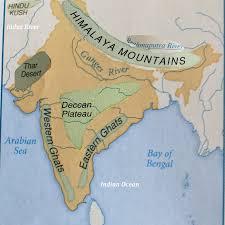 Hindu Kush Map Geography Of Ancient India Indiaproject