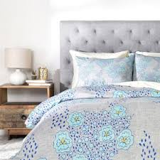 Floral Duvets Turquoise Coral Bedding Wayfair