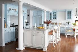 images of blue and white kitchen cabinets 17 blue kitchen ideas for a refreshingly colorful cooking