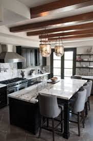 Gold Kitchen Cabinets 12 Best Collection Of Kitchens With Black Cabinets