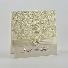 wedding invitations embossed embossed diy wedding invitation pinteres