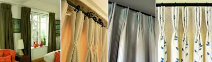 How To Fit Pencil Pleat Curtains Triple Pleat Curtains