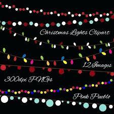 christmas light shingle clips holiday light clips lights clip art holiday lights clip art