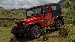 classic jeep modified mahindra thar suv off roader suv in india