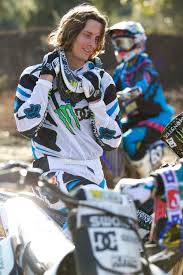 dc motocross boots dc signs andrew villa to its motocross team dirt rider