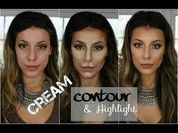 review demo cream highlight contour with anastasia beverly hills cream contour kit amys makeup box