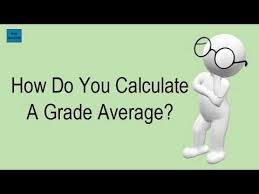 rapid tables grade calculator how do you calculate a grade average youtube