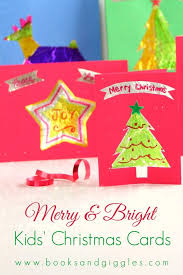 merry u0026 bright kids u0027 christmas cards