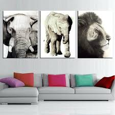 White Elephant Head Wall Mount Articles With Lion Wall Decor Nursery Tag Lion Wall Decor
