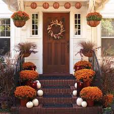 thanksgiving door decoration ideas outdoor thanksgiving