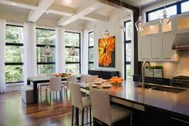Most Durable Laminate Wood Flooring Kitchen Floor New Contemporary Kitchen Home Interior Flooring