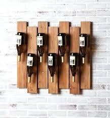 wine rack wall mounted wine glass rack plans wood wine rack
