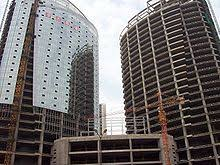 Stick System Curtain Wall Curtain Wall Architecture Wikipedia