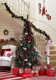 Banister Christmas Ideas 89 Best Christmas Trees Images On Pinterest Christmas Time