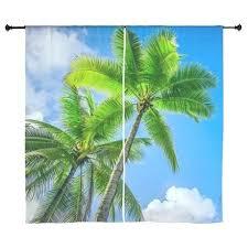 palm tree window curtains palm tree curtains palm tree window