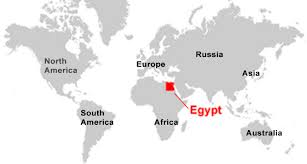 Blank Map Of Egypt by 3 Fun Geography Facts About Egypt Egyptabout