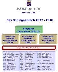 Kindergarten Baden Baden Schülerengagement Pädagogium Baden Baden Ganztagesschule Mit