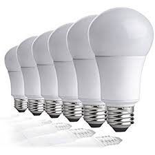 led light tcp 60w equivalent led light bulbs non dimmable soft white 2700k