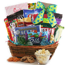 Austin Gift Baskets Snack Gift Baskets Endless Edibles Snack Gift Basket Diygb