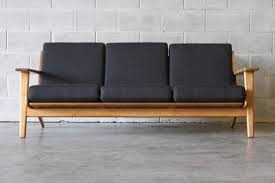 hans wegner plank sofa plank sofa by hans wegner the vintage shop