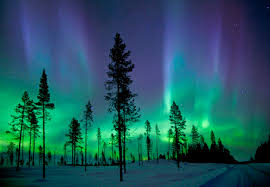 where are the northern lights located best places to see the northern lights