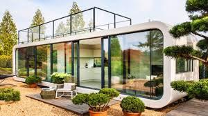 prefab homes inhabitat green design innovation architecture modern