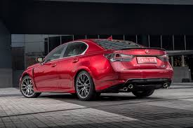 lexus gsf red new lexus gs f 2015 review pictures lexus gs f front