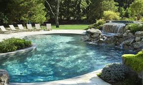 Backyard Swimming Ponds - swimming pool natural swimming pool with irregular shape and