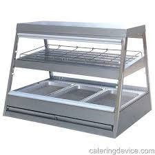 heated food display warmer cabinet case food warmer display case chips warmer tier curved glass display food