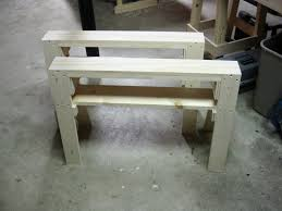 why you must absolutely run out and build a sawhorse right this