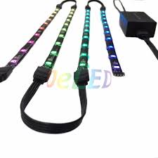purple led lights for computers dream color rgb led lighting kit for gaming pc computer case sk6812