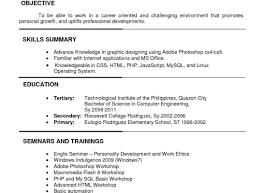curriculum vitae sles for teachers pdf to jpg resume sle format for ojt information technology students