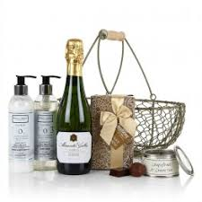 Pamper Gift Basket Pampering Gifts Virginia Hayward Hampers