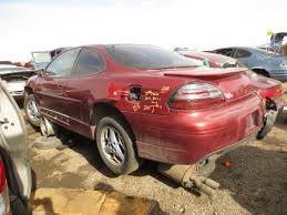 junkyard find 2002 pontiac grand prix gtp