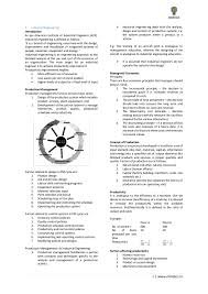 layout design industrial engineering gate mechanical engineering notes on industrial engineering
