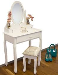 children u0027s dressing tables with mirrors and stool childrenstoybox