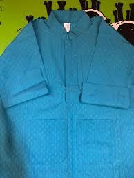 Baju Levis Biru baju melayu biru bayi kanak kanak pakaian budak lelaki di carousell