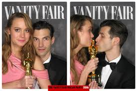Photo Booth Inside Vanity Fair U0027s 2016 Oscar Party Photo Booth Photos Vanity Fair
